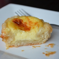 The egg tart experiment
