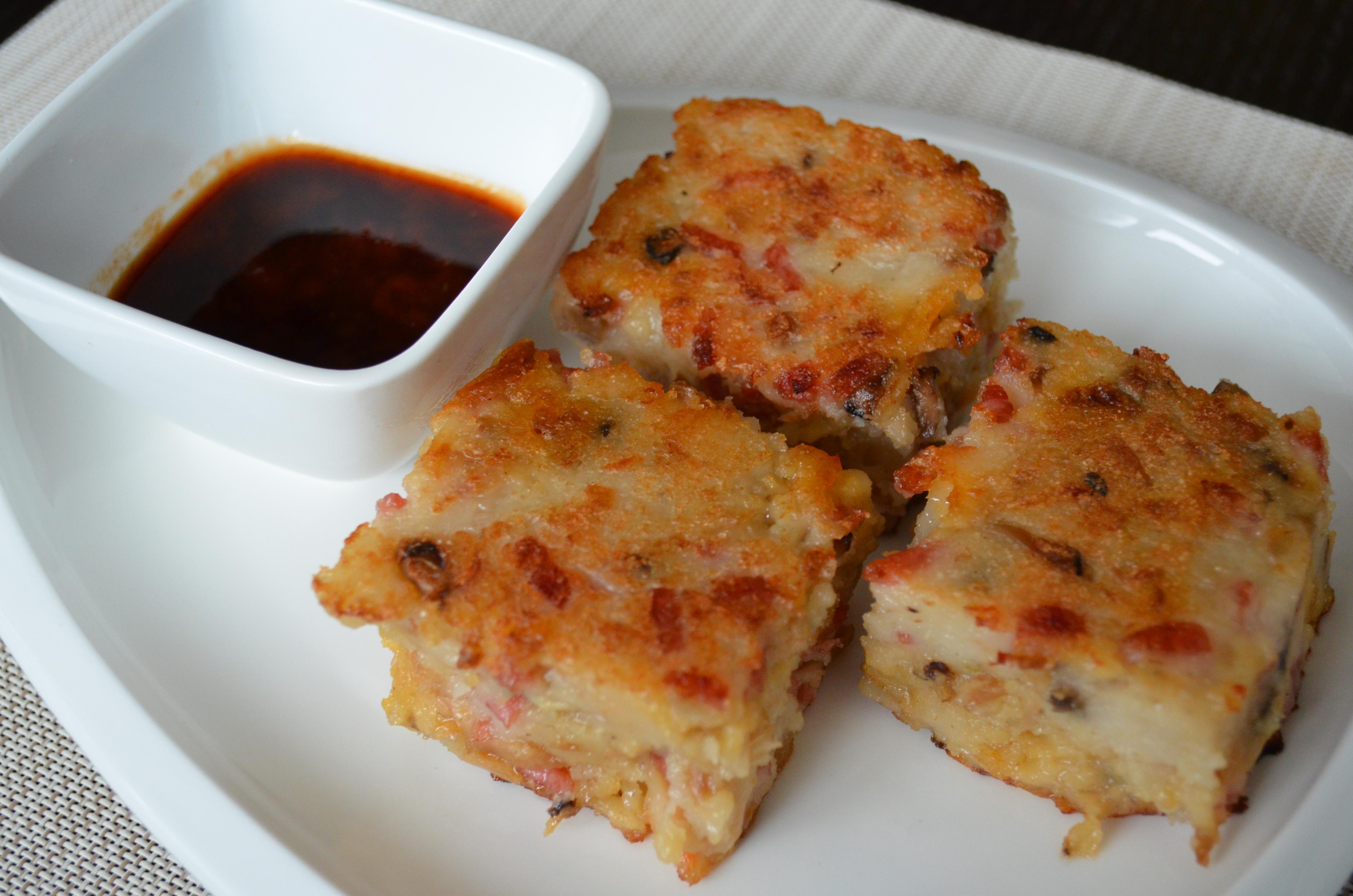 Chinese new year turnip cake recipes