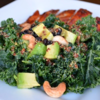 My two cents with a side of kale salad